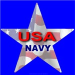 USA NAVY STAR #1