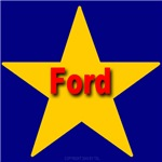 Ford Star Monogram