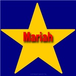 Mariah Star Monogram