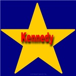Kennedy Star Monogram