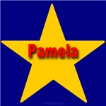 Pamela Star Monogram