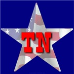 TN Patriotic State Star
