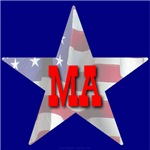 MA Patriotic State Star