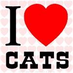I Love Cats