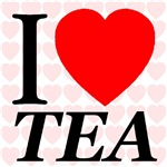 I Love Tea First Edition