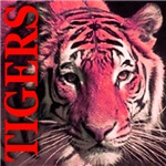 Tigers Passionate Red