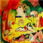 The Joy of Life Matisse 1905