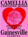 Camellia ~ Eat, Drink & Sleep Merry!