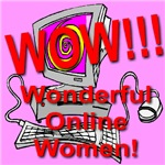 WOW: Wonderful Online Women