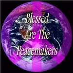 Planet Earth Blessed Are The Peace Makers