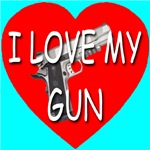 I Love My Gun!