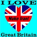 I Love Great Britain Nuke Iran