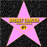 Breast Cancer Survivor Star