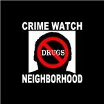 Crime Watch Neighborhood No Drugs