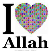 I (Heart) Allah