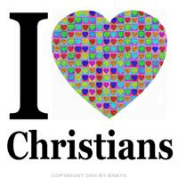 I (Heart) Christians