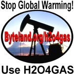 Stop Global Warming! Use H2O4GAS