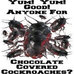 Chocolate Covered Cockroaches