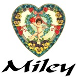 Miley Little Angel Heart