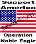 Operation Nobel Eagle Remember 9/11/2001