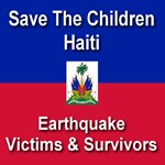Save The Children Haiti Earthquake Victims