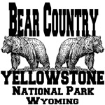 Bear Country Yellowstone National Park Wyoming