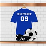 Customizable Soccer Jersey