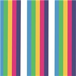Retro color stripes pattern