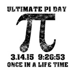 Pi day of life time