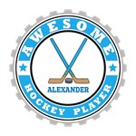 Ice Hockey Player Customized