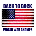 America world war champs