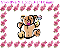 SweetPea and Honey Bear Designs
