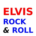 Elvis Rock and Roll