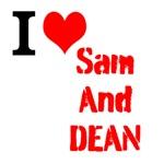 I Love Sam and Dean