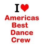 I Love Americas Best Dance Crew