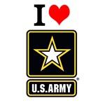 I Love US ARMY
