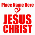 Loves Jesus Christ