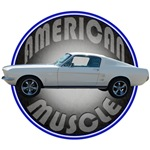 Ford Mustang American Muscle
