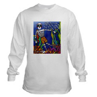 Day of the Dead Long Sleeve T-Shirts