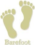 Barefoot Tan - Foot Prints