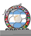 Argentina Flag World Cup Soccer World Flags