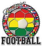 Bolivia Flag World Cup Football World Flags