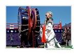 Japanese festival drummer_Xmas '07 cards
