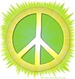 Peace Starburst