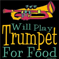 Will Play Trumpet