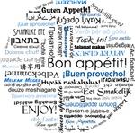 International Cuisine Lover - Blue