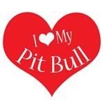 I Heart my Pit Bull