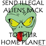 No Illegal Aliens!
