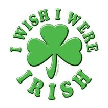 I Wish I Were Irish