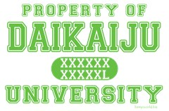 Daikaiju University